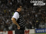 Estevam Soares avalia resultado diante do América/MG