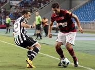 Com muita garra, Vozão faz grande jogo e quebra invencibilidade do Flamengo