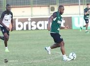 Ceará realiza treino pensando no próximo jogo contra a Chapecoense