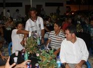 Ceará promoveu confraternização para funcionários
