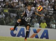 Gabriel analisa primeiro jogo como titular com a camisa alvinegra