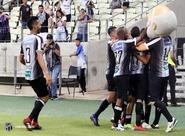 Ceará tem o décimo melhor ataque do Campeonato Brasileiro