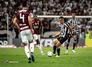 Confira o detalhamento das outras despesas do borderô do jogo Ceará e Flamengo