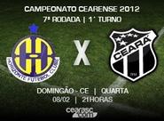 Ceará inicia preparação para o jogo contra o Horizonte