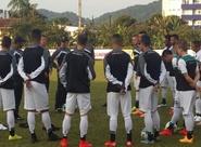 Ceará pronto para enfrentar o Joinville em Santa Catarina