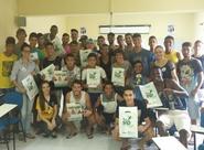Base alvinegra recebe palestra sobre conscientização e prevenção no combate às drogas