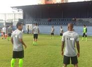 Vozão faz treino de apronto no Baenão para jogo contra o Paysandu