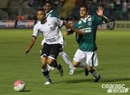 Ceará sai atrás no PV, reage e conquista empate contra o Goiás