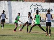 Futebol Feminino: Ceará intensifica preparação para mais uma rodada do Campeonato Cearense Sub-20