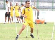 """Márcio Careca garante: """"A experiência pode ajudar em um jogo tão difícil"""""""