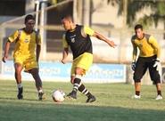 Jogadores alvinegros participaram de treinos técnicos