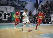 Futsal Adulto: Ceará enfrenta o Horizonte pelo primeiro jogo das quartas-de-final do Campeonato Cearense