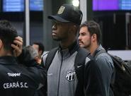 Delegação alvinegra segue viagem para o Rio de Janeiro, onde enfrenta o Vasco pelo Brasileirão