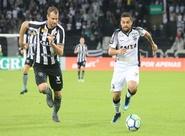 Na estreia de Lisca, Ceará melhora e empata fora de casa contra o Botafogo