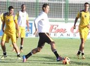 Ceará encerrou a preparação para o jogo contra o ABC