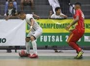Futsal Adulto: Contra o Horizonte, Ceará joga bem, mas não consegue a vitória