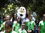 Vozão Social: Ceará participa do Dia das Crianças do Projeto Oficina do Senhor