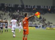 Árbitro César Magalhães apitará o jogo de volta da semifinal do Campeonato Cearense