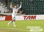 Ceará sai na frente, mas cede empate ao Figueirense