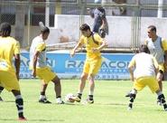 Alvinegros iniciam a preparação para o jogo contra o Vitória