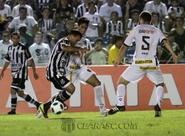 No Presidente Vargas, Ceará empata com o Botafogo em 2 x 2