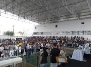 #Ceará105anos: Missa em agradecimento ao aniversário do clube é celebrada na sede