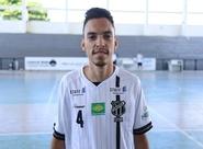 Futsal Adulto: Ceará acerta com Dudu Farias, bicampeão da liga croata para o restante da temporada
