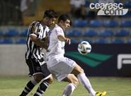 Confira os lances da partida entre Ceará 0 x 3 Avaí