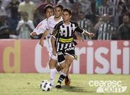 Ceará perde para o Avaí no estádio Presidente Vargas (PV)