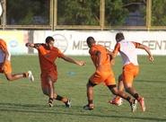 Com portões abertos ao torcedor, Ceará treina nesta tarde