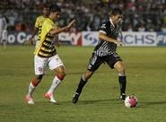 Ceará abre o placar, mas cede a virada ao Vitória e perde por 3 x 1