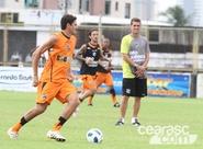 Ceará encerra os preparativos para disputar a 10ª rodada do Brasileirão