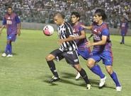 Ceará goleia o Tiradentes em jogo especial para Dimas