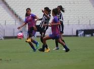 Fut. Feminino: Ceará estreia com empate sem gols contra o Tiradentes