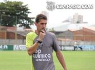 """""""Temos que ter atenção"""", diz Mancini, sobre o Atlético/GO"""