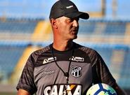 Ceará x Flu: Elenco finaliza preparação e Lisca confirma mudanças no time