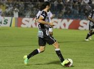 Jogando fora de casa, Ceará perde para o Paraná por 1 x 0