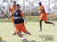 Mancini comanda último treino antes de enfrentar o São Paulo