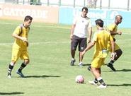 PC Gusmão comandou treino técnico nesta manhã