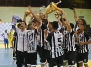 Futsal Adulto: Ceará mantém invencibilidade de sete jogos no Estadual