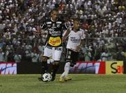 Ceará joga bem, mas perde para o Corinthians, no PV