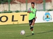 Quinta-feira foi de treino técnico e coletivo no Estádio Vovozão