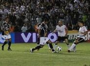Confira os lances da partida entre Ceará 0 x 1 Corinthians