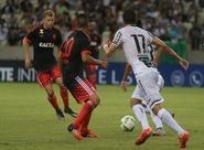 Primeira Liga: Ceará e Flamengo se enfrentam hoje na Arena Castelão