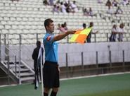 CBF divulga o quadro de arbitragem para a partida entre Ceará e Salgueiro