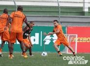 Alvinegros finalizam treinos na cidade do Rio de Janeiro
