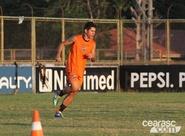 Ceará iniciou preparação para o jogo contra o Cruzeiro