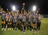 Ceará Futebol Feminino é Campeão Arrastão do Estadual 2018