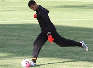 Atletas não relacionados treinaram em Porangabuçu