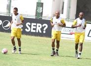 Ceará se reapresenta e inicia preparação para o jogo contra o Joinville
